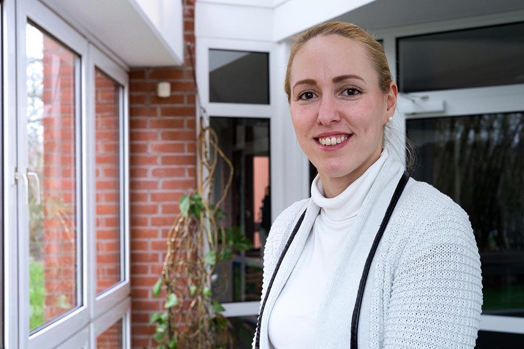 Verwaltungswirtin. Ausbildungsleiterin vom Amt Eiderstedt