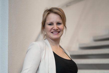 Glücklich verbeamtet – Verwaltungswirtin beim Amt Eiderstedt