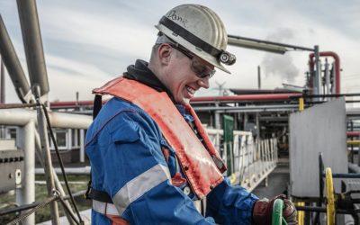 Daniel wird Chemikant bei der TOTAL Bitumen Deutschland GmbH