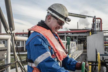 Daniel: Chemikant bei TOTAL Bitumen Deutschland GmbH