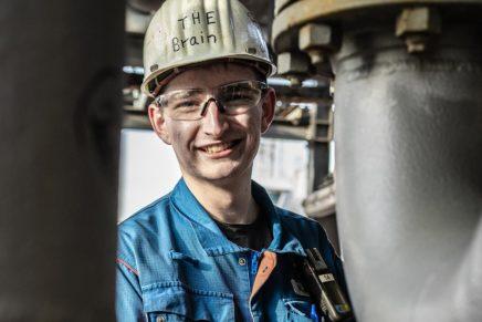 Marvin: Chemikant bei TOTAL Bitumen Deutschland GmbH