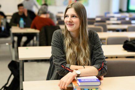 Dana: BWL an der Hochschule Flensburg