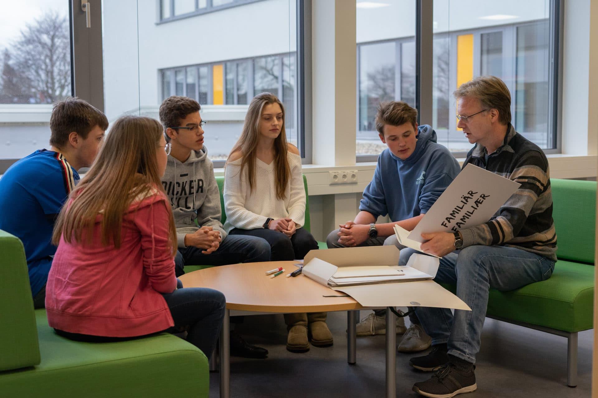 Schülerfrage: Welche Zukunft wünscht ihr euch?