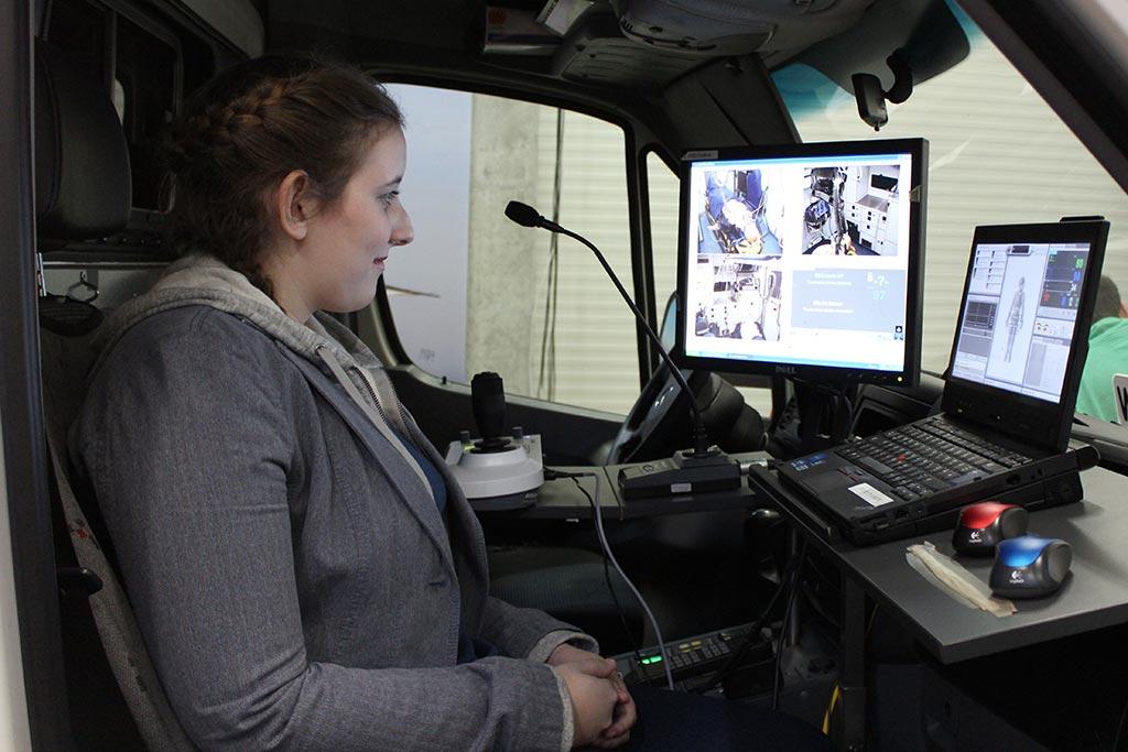 Kathies Besuch bei der Rettungsdienst-Kooperation in Schleswig-Holstein in Heide