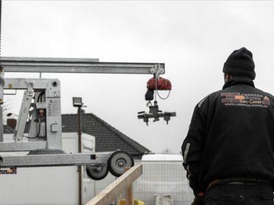 Maurer-Ausbildung bei der Lorenzen-Nissen Bau GmbH
