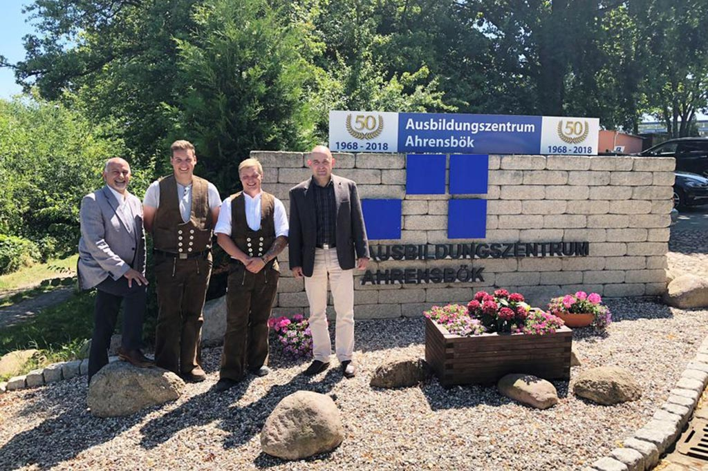Ausbildung bei der Schleswiger Asphaltsplitt-Werke GmbH & Co. KG