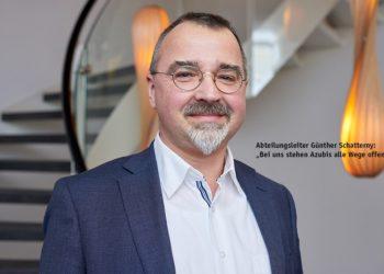 Günther Schatterny, Abteilungsleiter von Adlershorst Immobilien GmbH