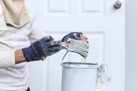 Auszubildende im Malerhandwerk erwartete eine kreative Tätigkeit bei Malermeister Ole Ploog.