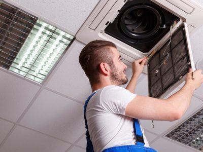 Der Betrieb Dohrmann Kälte- und Klimatechnik GmbH bildet Mechatroniker/in für Kältetechnik aus.