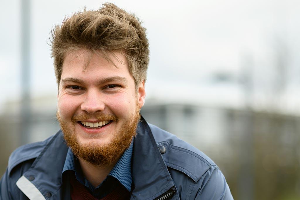Jan-Erik: Wirtschaftsinformatik (B.Sc.) an der Hochschule Flensburg