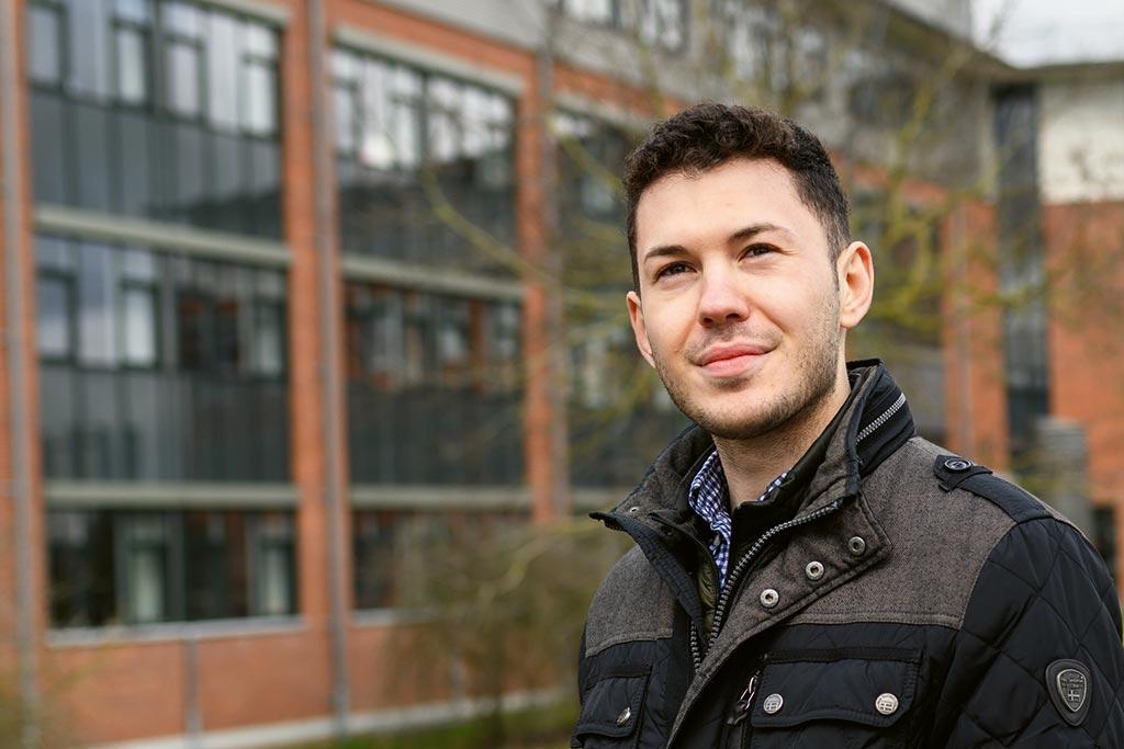 Taulant: Wirtschaftsinformatik (B.Sc.) an der Hochschule Flensburg