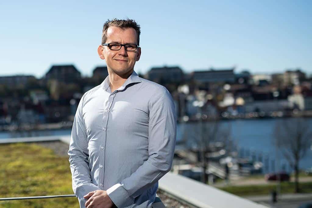 Prof. Dr.-Ing. David Schlipf – Kluge Köpfe der Hochschule Flensburg