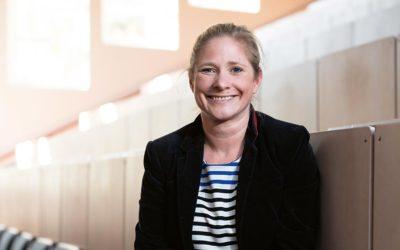 Kluge Köpfe HS Flensburg im Interview Prof. Dr. Nelly Oelze