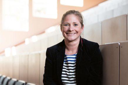 Prof. Dr. rer. pol. Nelly Oelze – Kluge Köpfe der Hochschule Flensburg