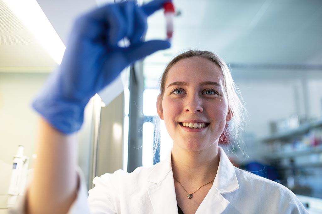 Mara: Bio-, Lebensmittel- und Verfahrenstechnologie (B.Sc.) an der Hochschule Flensburg