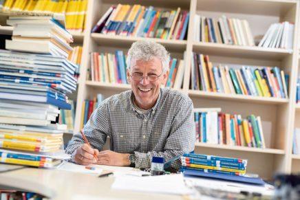 """""""Mathematik kann schön sein!"""" – Was Prof. Dr. Hinrich Lorenzen seinen Studierenden mit auf den Weg gibt."""