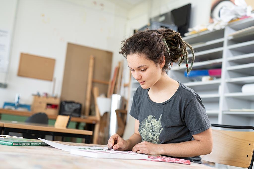 Lydia: Bildungswissenschaften (B.A.) an der Europa-Universität Flensburg