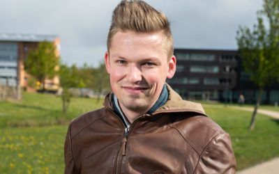 Paul studiert Bildungswissenschaften an der EUF
