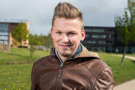 Paul: Bildungswissenschaften (B.A.) an der Europa-Universität Flensburg