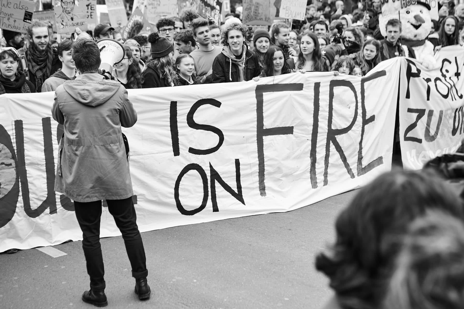 Scientists for Future unterstützen die Fridays for Future Bewegung