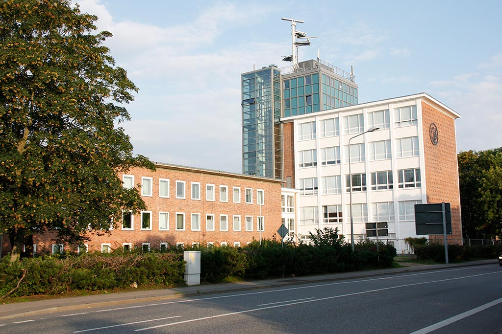 Das Institut der Hochschule Wismar – Bereich Seefahrt in Rostock