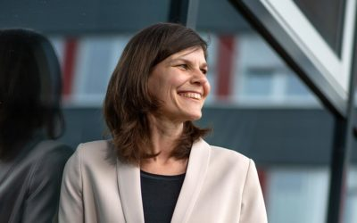 Dr. Muriel Helbig im Gespräch