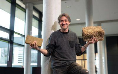 Heiner Lippe spricht über das Projekt Solar Decathlon