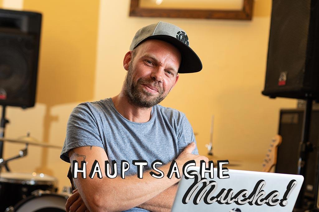 Hauptsache Mucke! – Interview mit Claudius Carstens von Plattenmonster