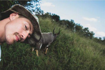 Ab in die Wildnis – rein ins Ungewisse: Kassians Abenteuer in Afrika