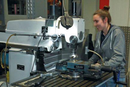Ausbildung zum/zur Zerspanungsmechaniker/in bei der Buchholz Hydraulik GmbH