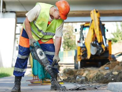 Ausbildung zum/zur Rohrleitungsbauer/in bei der Firma Fasthuber