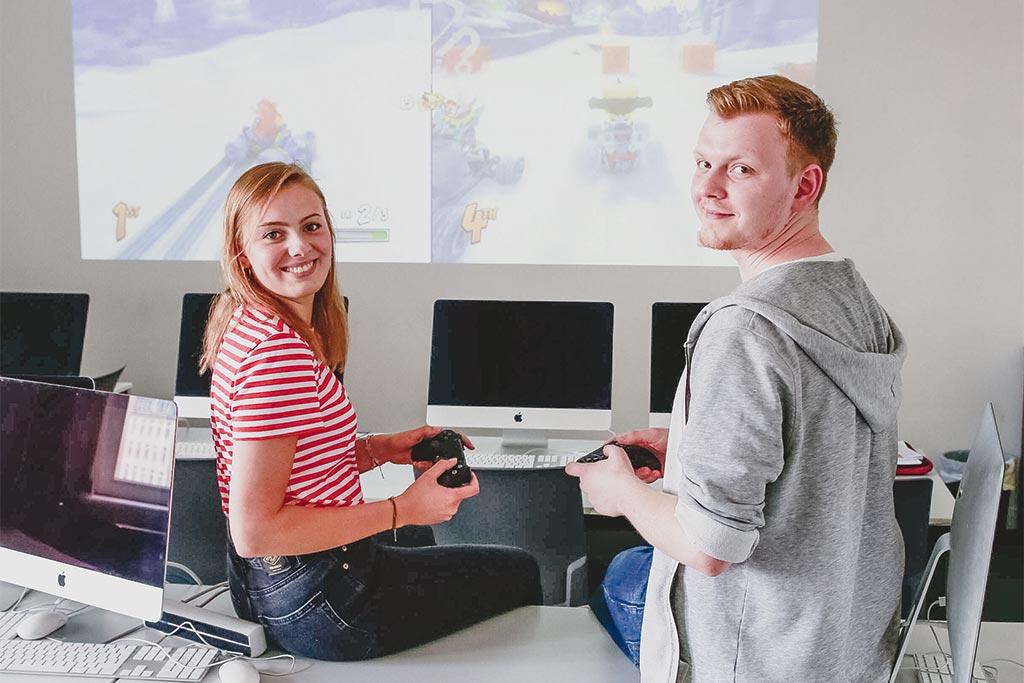 Eine gute Idee – Kommunikationsdesign an der htk academy in Hamburg