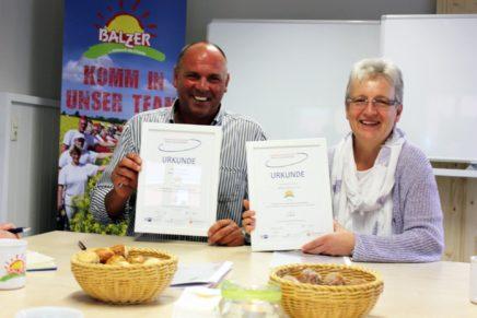 Die Bäckerei Balzer wird Partner der Theodor-Storm-Dörfergemeinschaftsschule