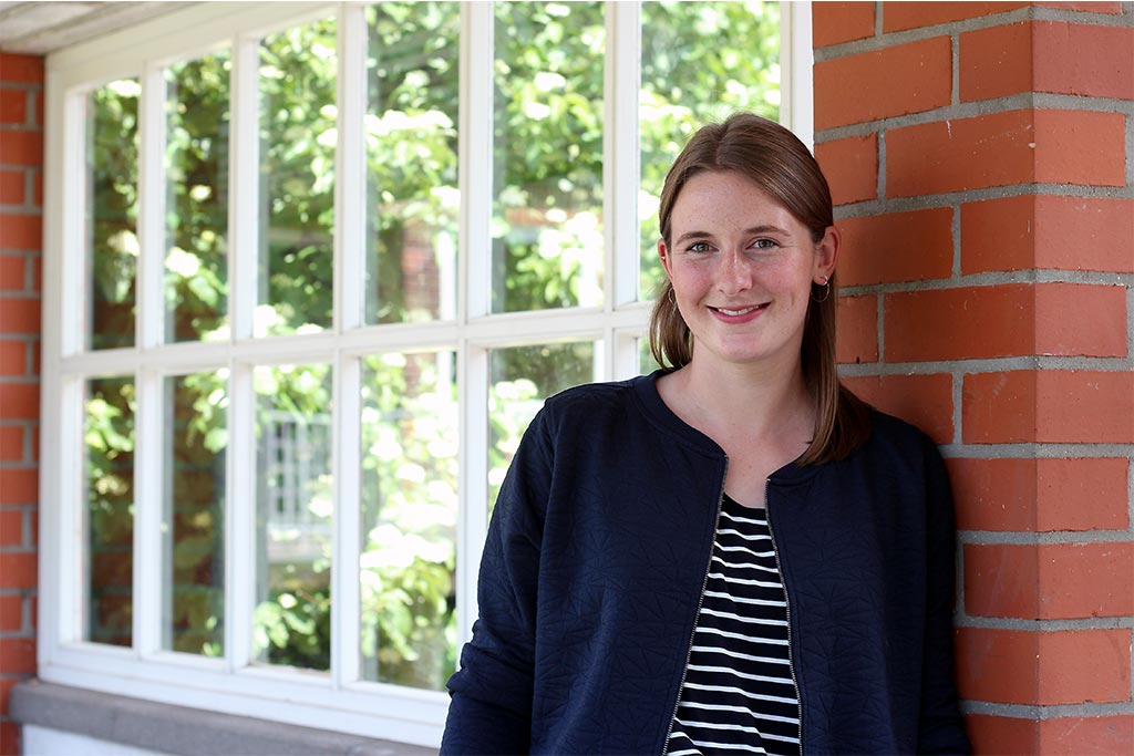 Lehrerinportrait: Nele Saar von der Friedrich-Junge-Gemeinschaftsschule