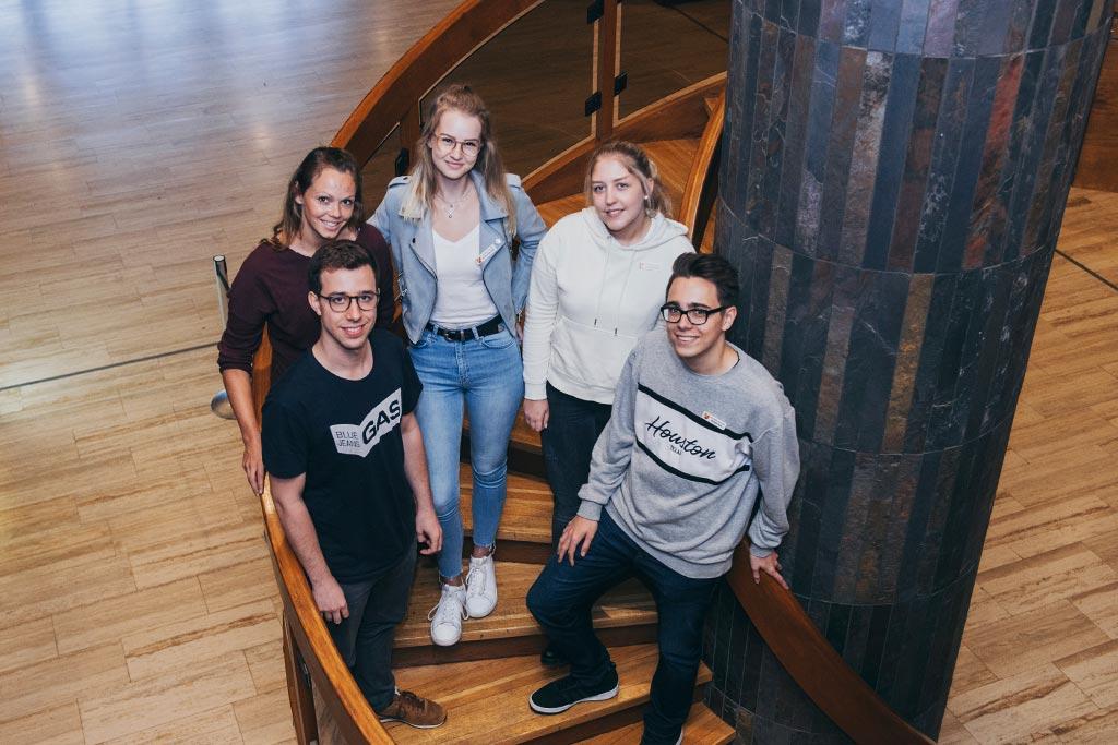 Arbeitgeber mit Augenmaß – Die Ausbildung beim Kreis Rendsburg-Eckernförde