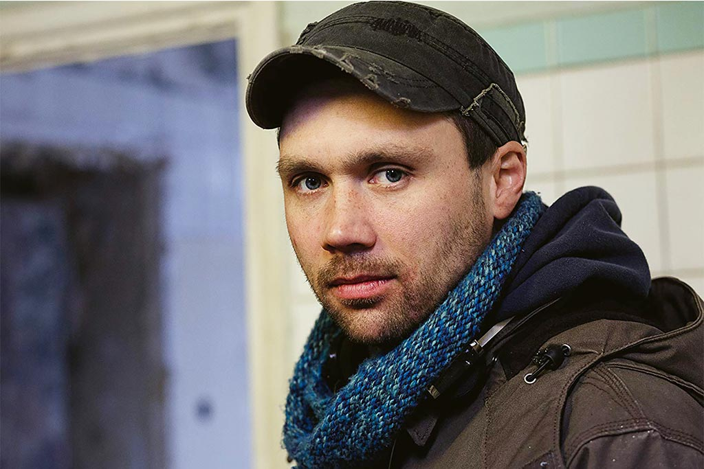 Filmproduzent, Regisseur und Autor aus Heide – Michael David Pate