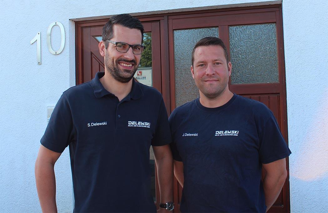 Für Stefan und Jan Delewski sind hohe Qualitätsstandards für ihr Unternehmen sehr wichtig.