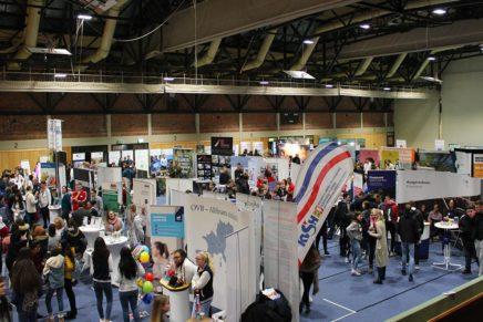 25.11.2019 Bad Segeberg – der Rotary Club lädt zur Jobmesse ein