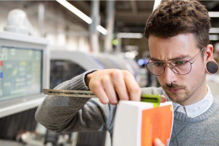 Jan: 3. Ausbildungsjahr zum Industriellen Buchbinder (Medientechnologe Druckverarbeitung) bei der CPI Clausen & Bosse GmbH