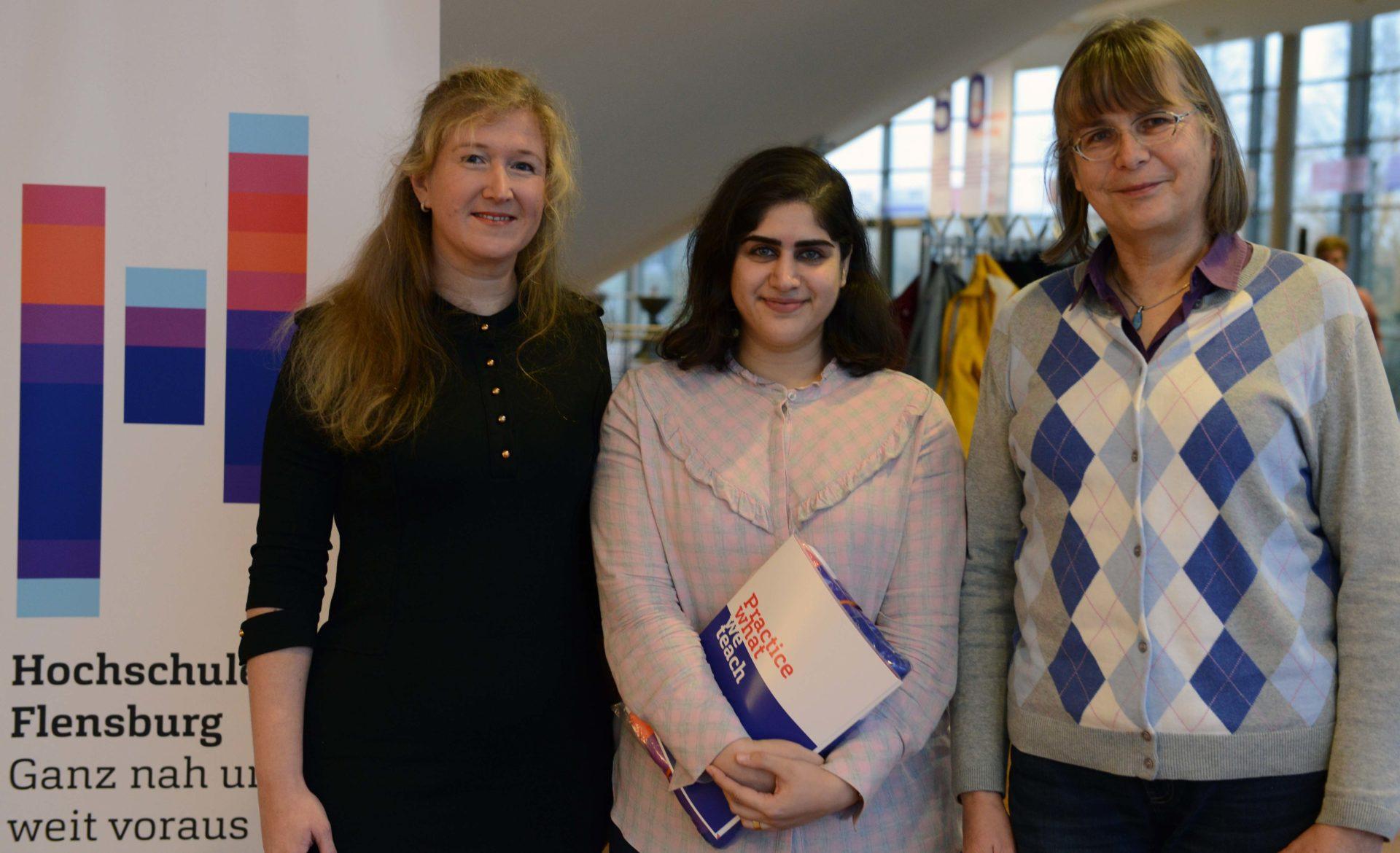 Hochschule Flensburg: Abschlussurkunden und eine Preisverleihung