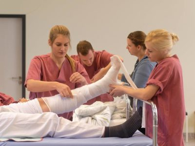 Ausbildung in der Pflege: Du bist gefragt! – Städtisches Krankenhaus Kiel
