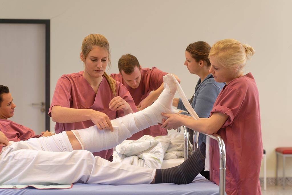 Wege in die Pflege mit Sinn, Verstand und Herz – Städtisches Krankenhaus Kiel