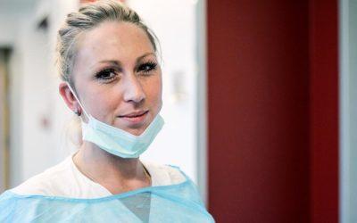 Mireya: Altenpflegerin an der August-Bier-Klinik in Malente-Gremsmühlen