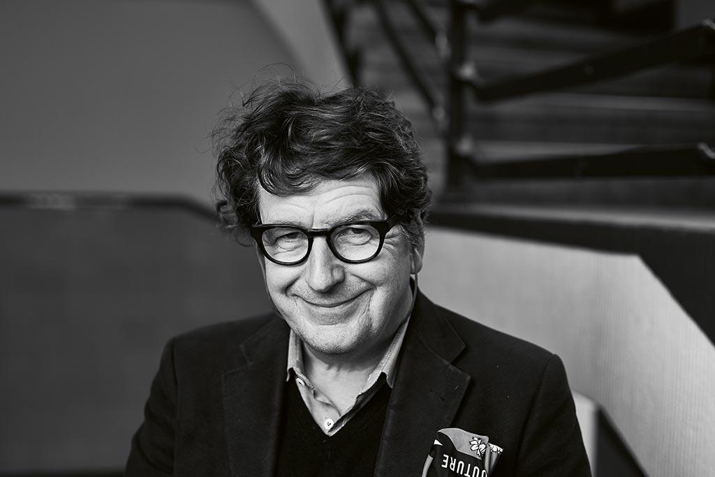 Einfach gute Architektur – Im Gespräch mit Prof. Dipl.-Ing. Philipp Kamps