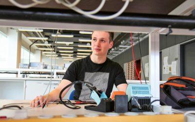 Mit Spannung nach Dänemark: Electrical Engineering an der SDU