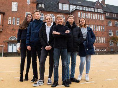 ICH HAB DA MAL `NE FRAGE – Die Schüler der Johann-Heinrich-Voß-Schule