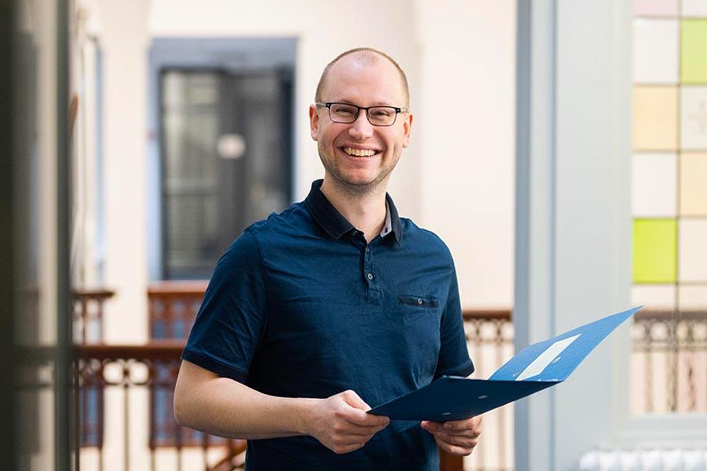 Markus: Duales Studium Allgemeine Verwaltung / Public Administration in der Stadtverwaltung Eutin
