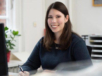 Sarina: Duales Studium Allgemeine Verwaltung / Public Administration in der Stadtverwaltung Eutin
