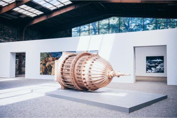 NORDART - Kunst von Weltrang im Industriedenkmal