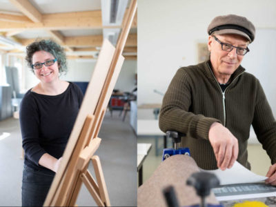 Die Kunst der Haltung - Wie angehende Kunstlehrerinnen und -lehrer an der  EUF auf ihren Beruf vorbereitet werden